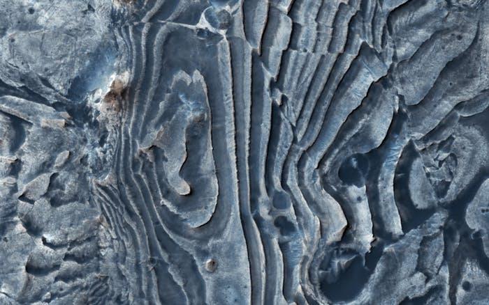 Mars Faults