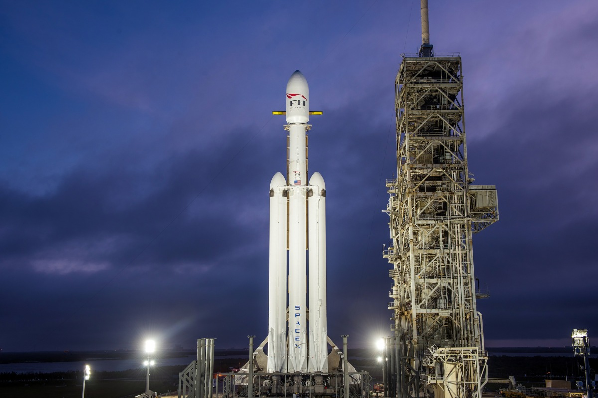 spacex falcon heavy launch - photo #13