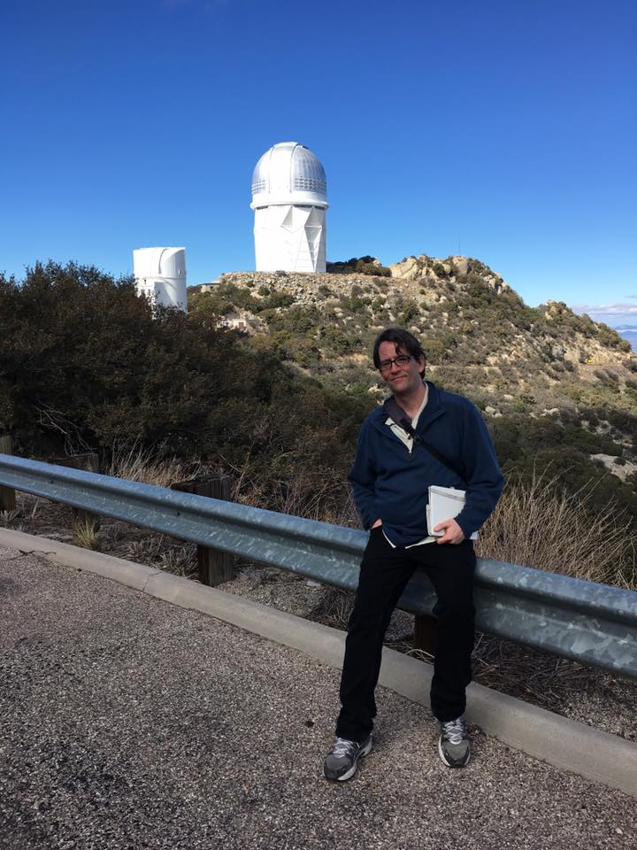 The Cosmic Companion at Kitt Peak