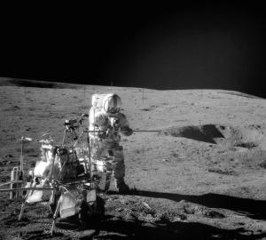 Alan Shepard Apollo 14