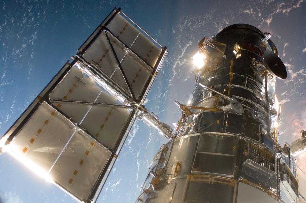 Hubble Space Telescope