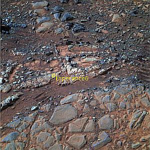Mars Esperance clays opportunity