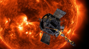 Parker Solar Probe and Sun