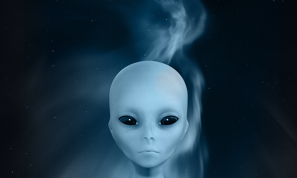 What will actual aliens look like when we find them? Probably not like this fellow. Image credit: The Digital Artist/Pixabay
