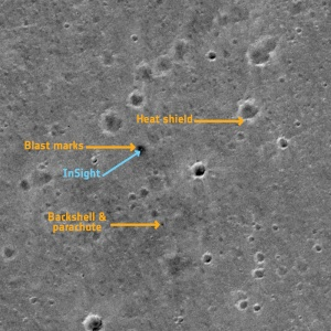 ExoMars Photographs InSight