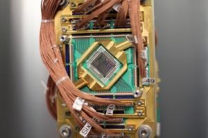 The D-Wave Vesuvius processor NASA
